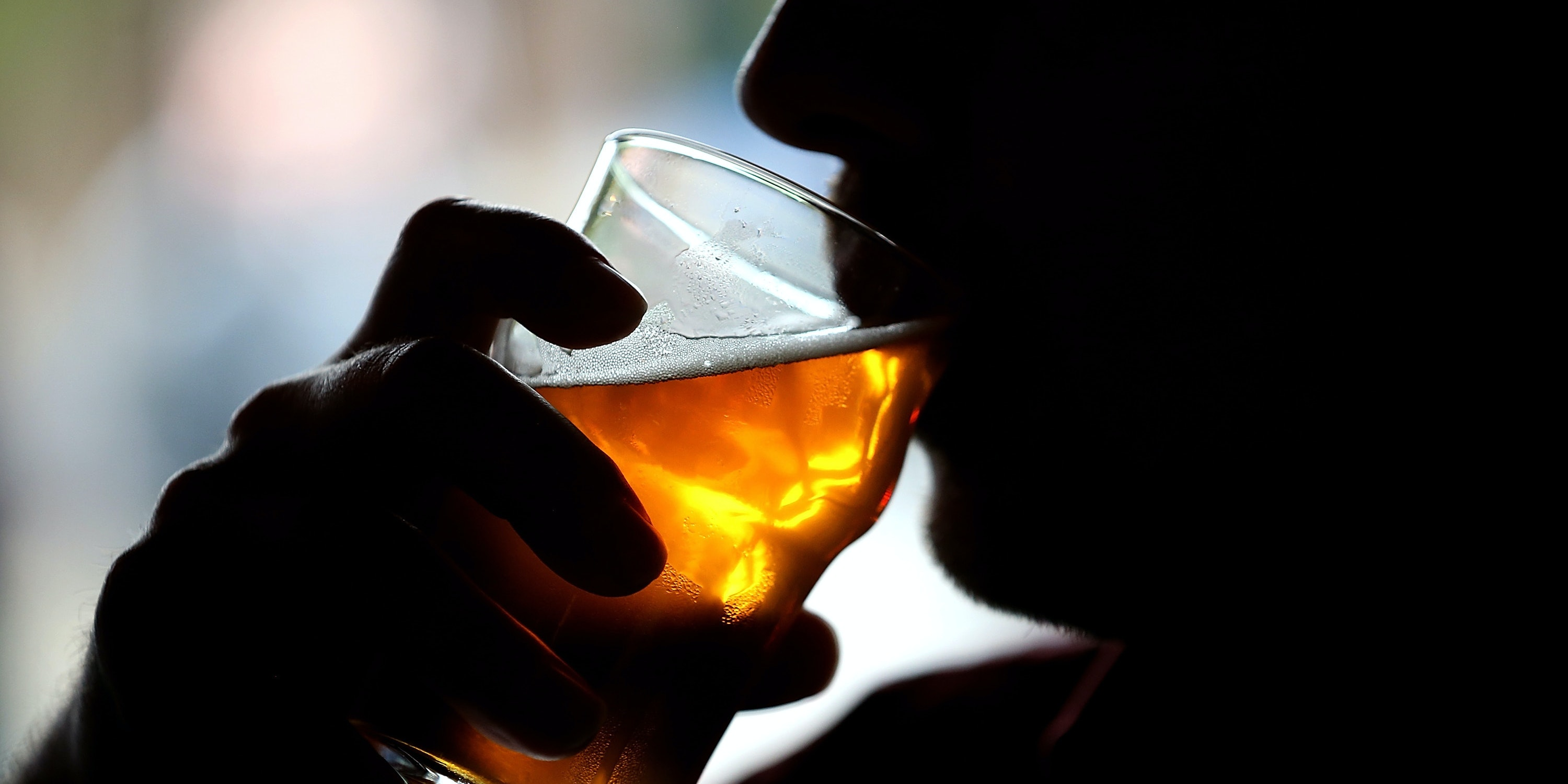 a russian river brewing company customer takes a sip of the newly released pliny the younger triple jpeg