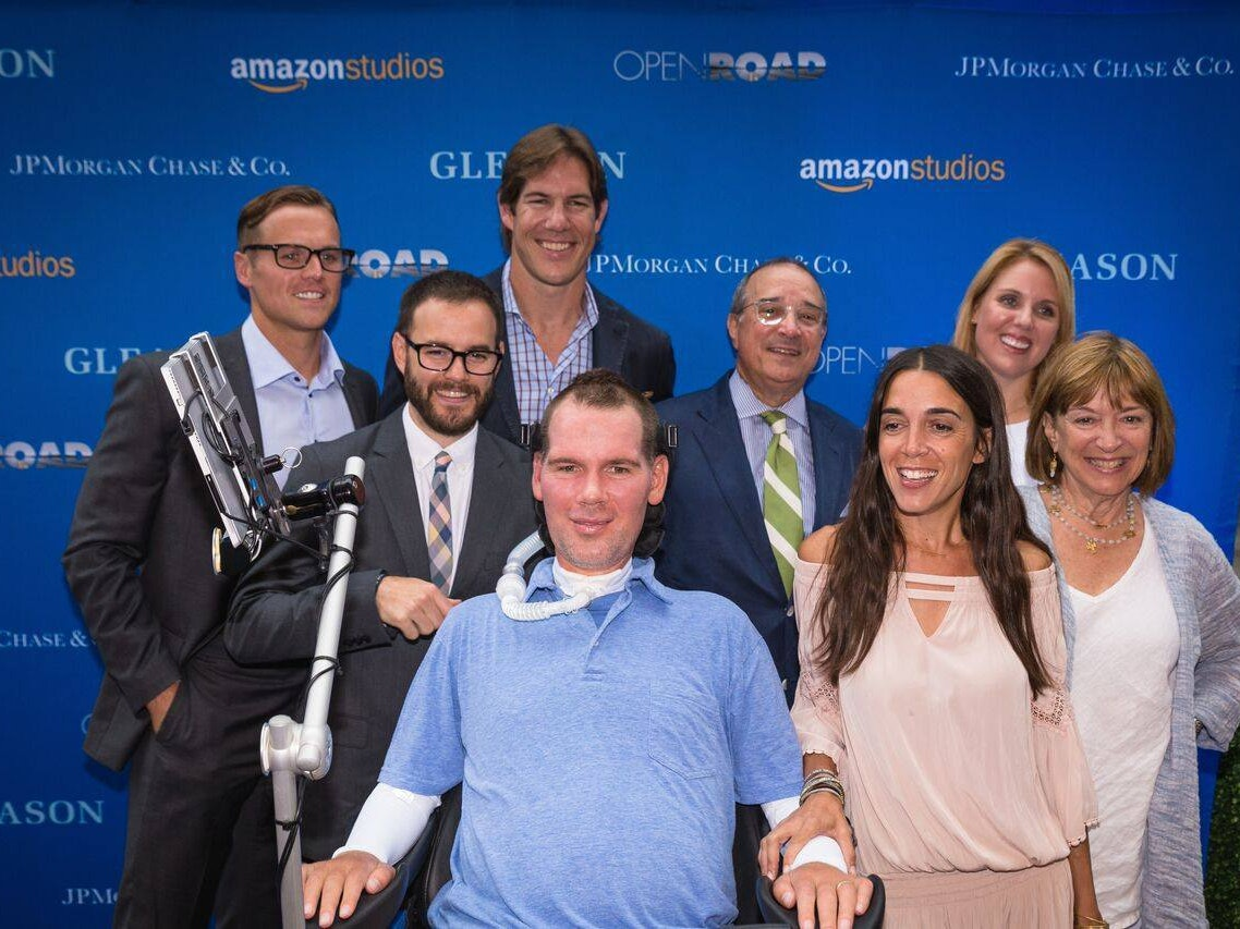 Steve and Michel Gleason, and more cast and crew