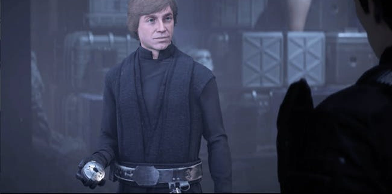 star wars battlefront ii luke skywalker