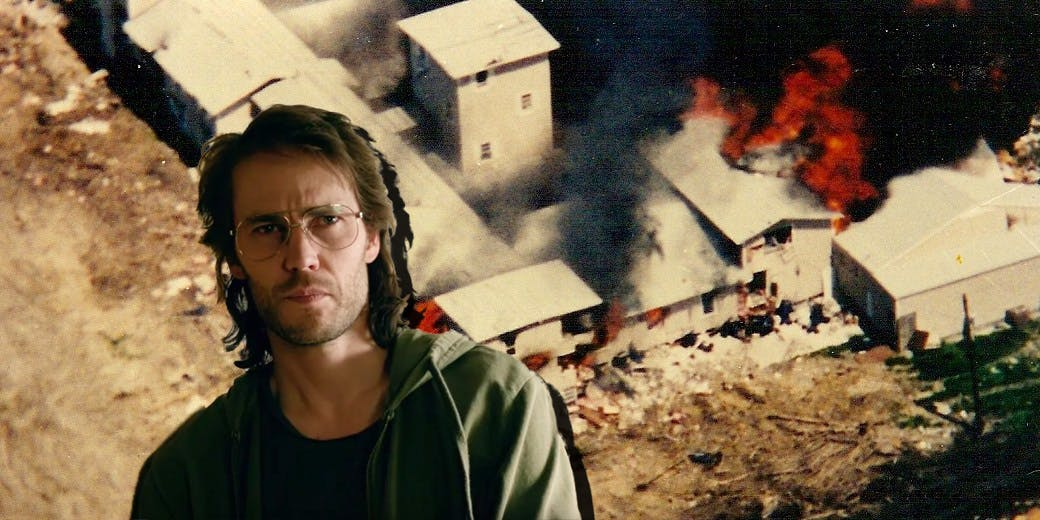 David Koresh in 'Waco'