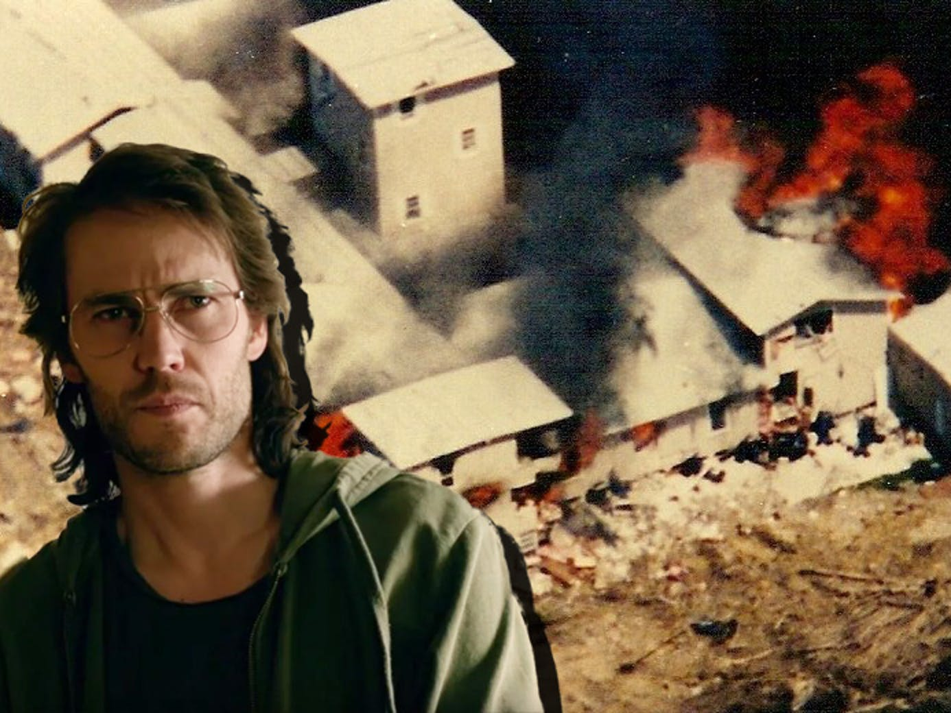 David Koresh in 'Waco'