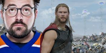 Kevin Smith Thor Ragnarok