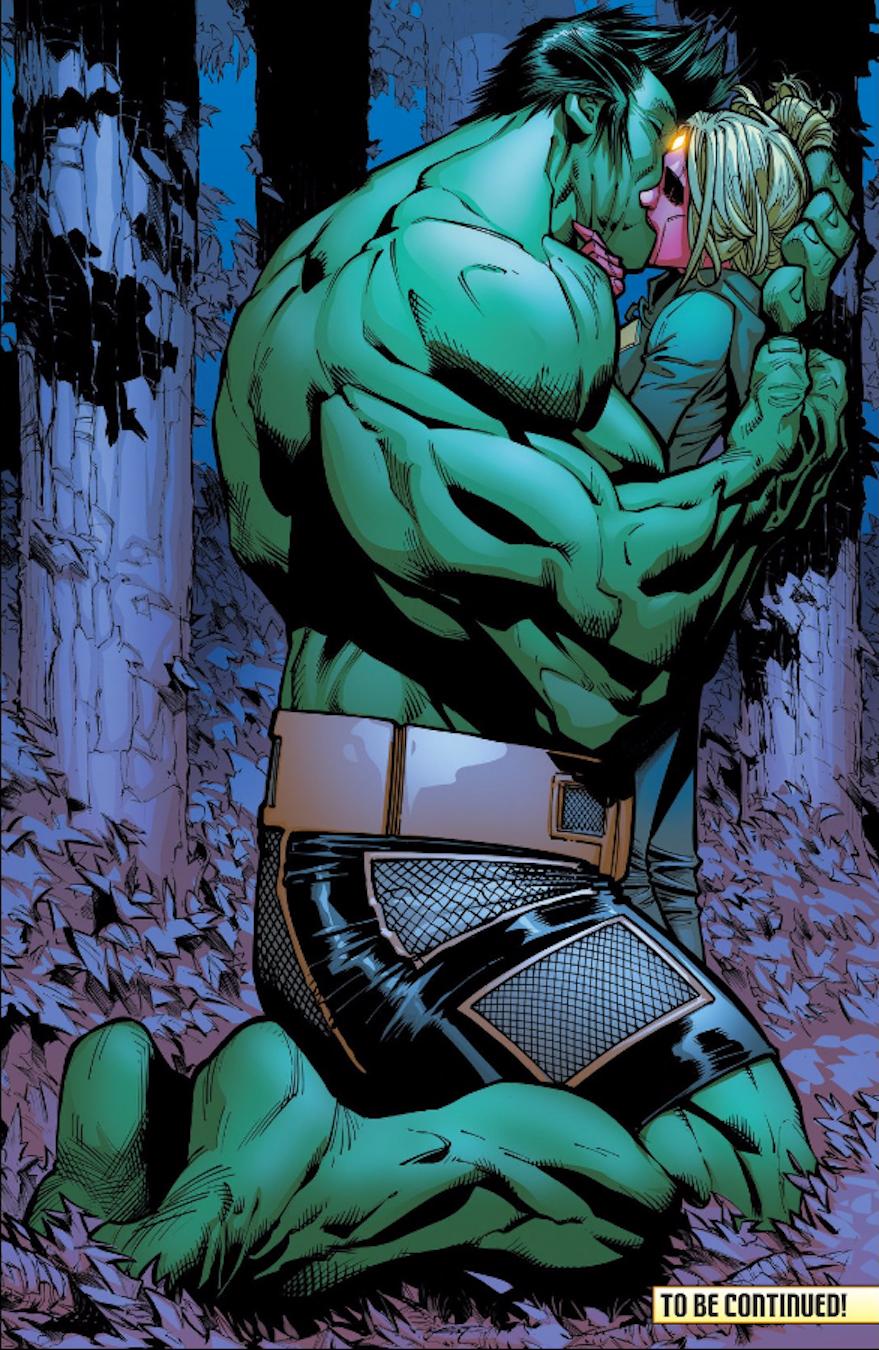 Marvel Hulk champions