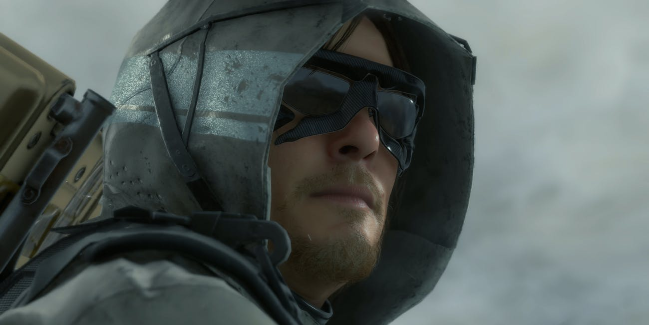 death stranding norman reedus sam