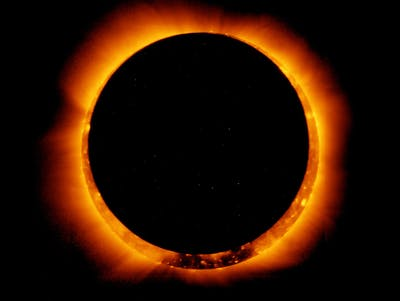 """How and When to See the """"Southern Ring of Fire"""" Eclipse"""