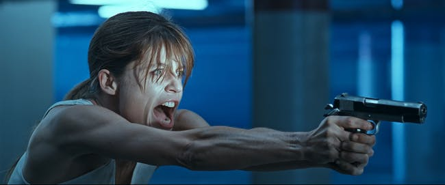 Linda Hamilton will return to the role of Sarah Connor.