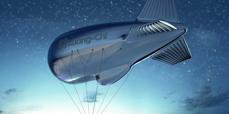 KuangChi's Space Balloon Concept