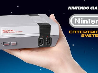 Nintendo's Totally Retro Power Line Returns