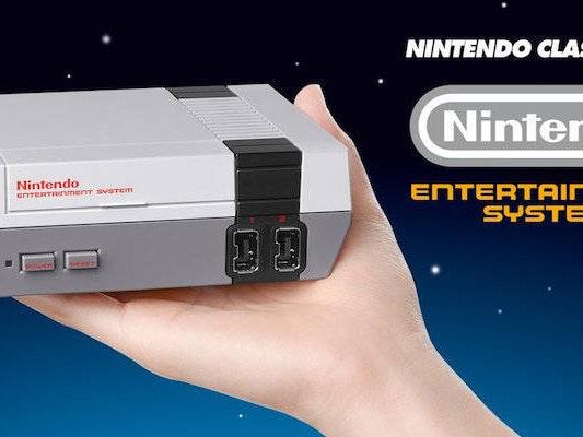 Nintendo's Totally Retro Power Line Returns