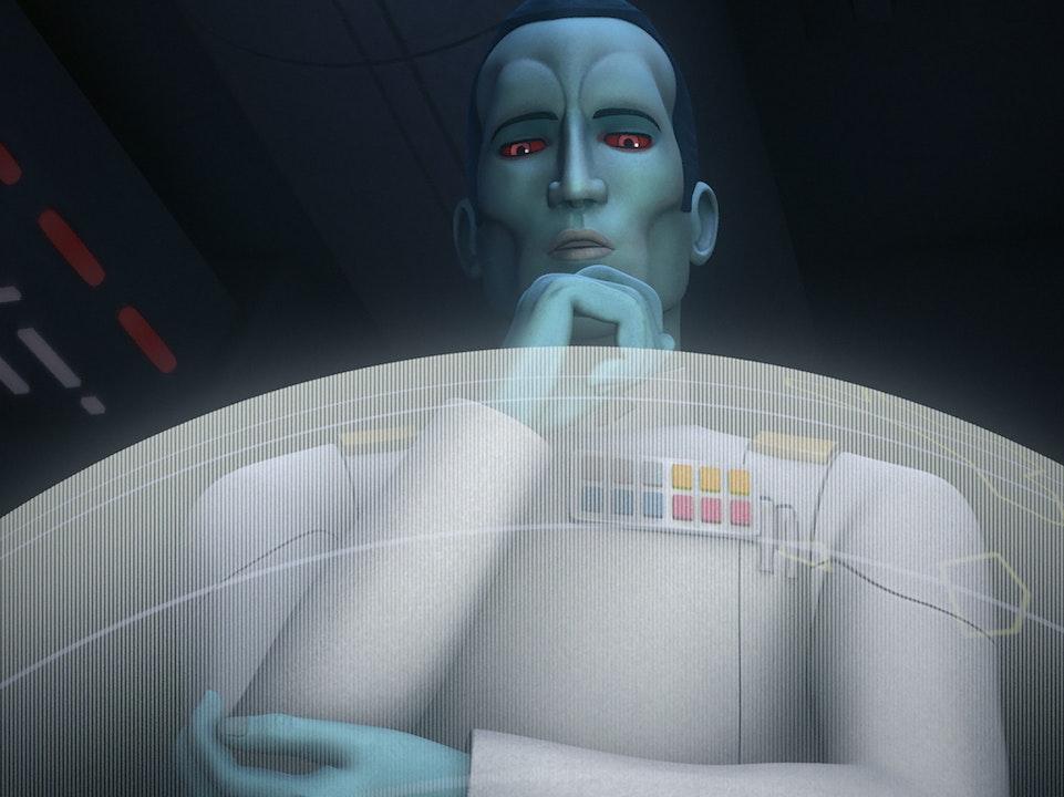 Grand Admiral Thrawn Is an Evil Sherlock on 'Star Wars Rebels'