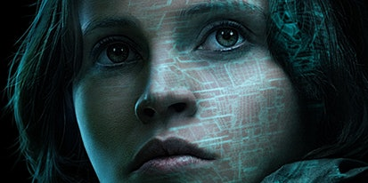 Vader Is Conspicuously Absent From 'Rogue One' Character Posters