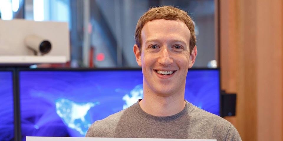 """Zuckerberg Says Facebook Is """"Going to Become Video First"""""""