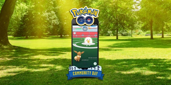 Pokemon GO August Community Day