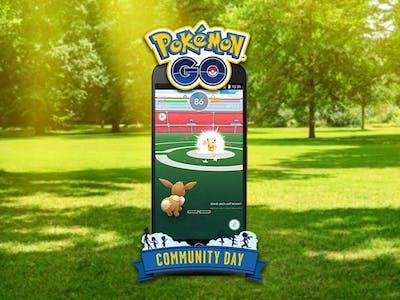 Pokemon GO August Community Day