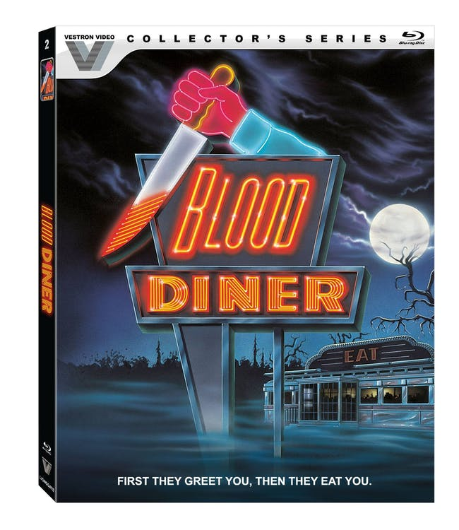 Vestron Video Collector's Series from Lionsgate