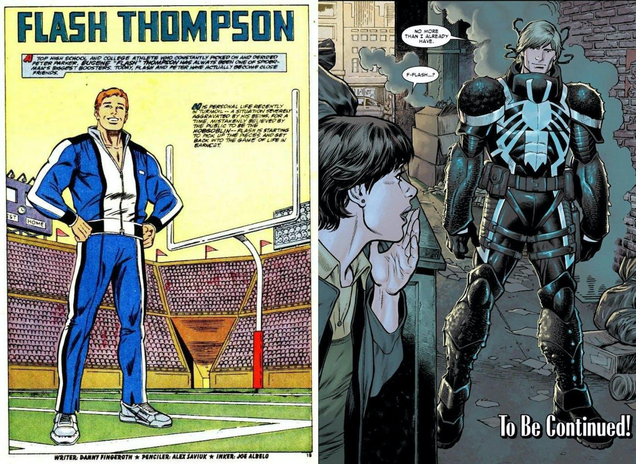 Marvel Agent Venom MCU Homecoming