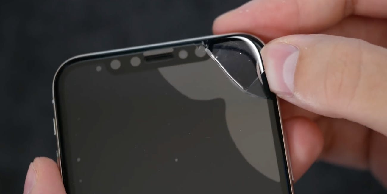 Iphone X Buyers Reveal How Easy Is It To Break All Glass