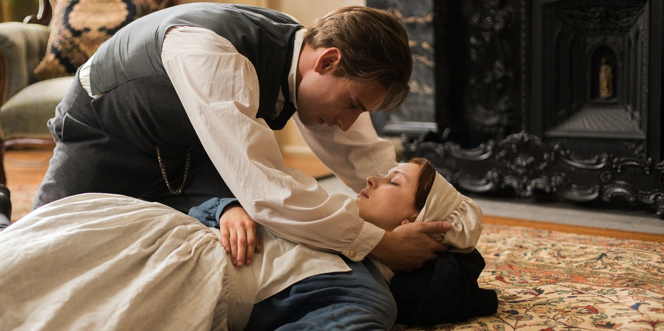 'Alias Grace' offers up an intense case of clinical role play.