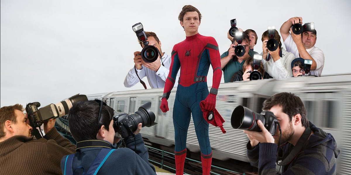 Spider-Man, New York