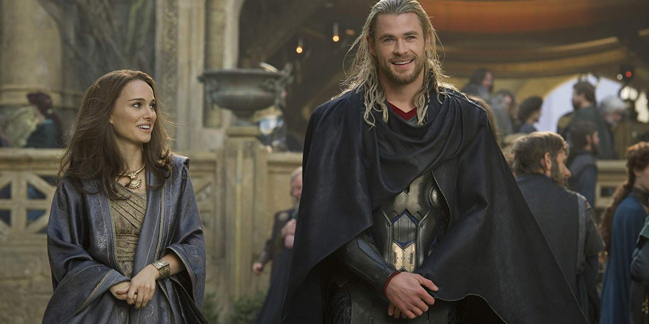 Thor Love and Thunder Marvel MCU Phase 4 Mighty Thor
