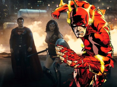 The DC Movie Universe Has a Mulligan in 'Flashpoint'