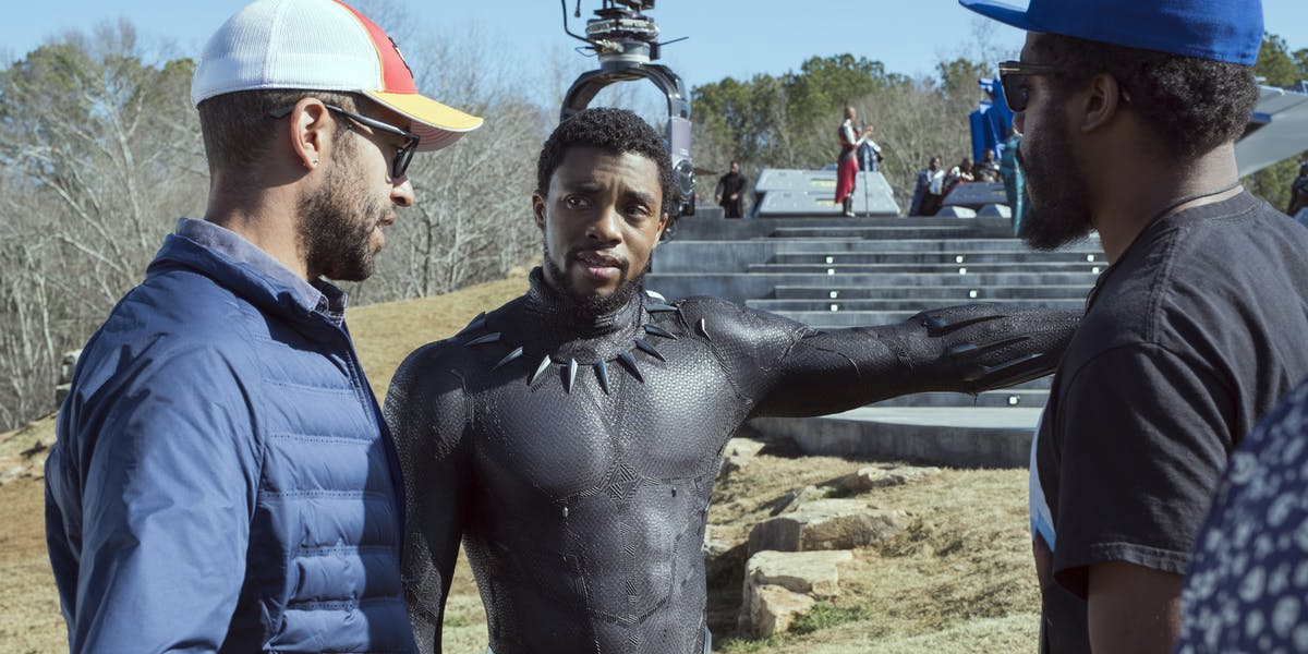 Black Panther Behind the Scenes