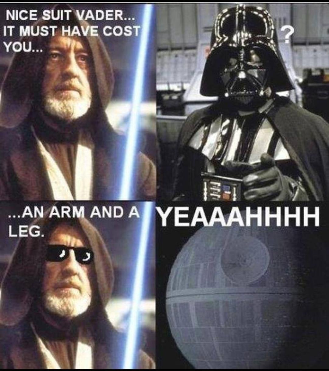 84334894jpg?rect=0%2C557%2C1080%2C541&auto=format%2Ccompress&w=650 here are some of the best 'star wars' memes inverse