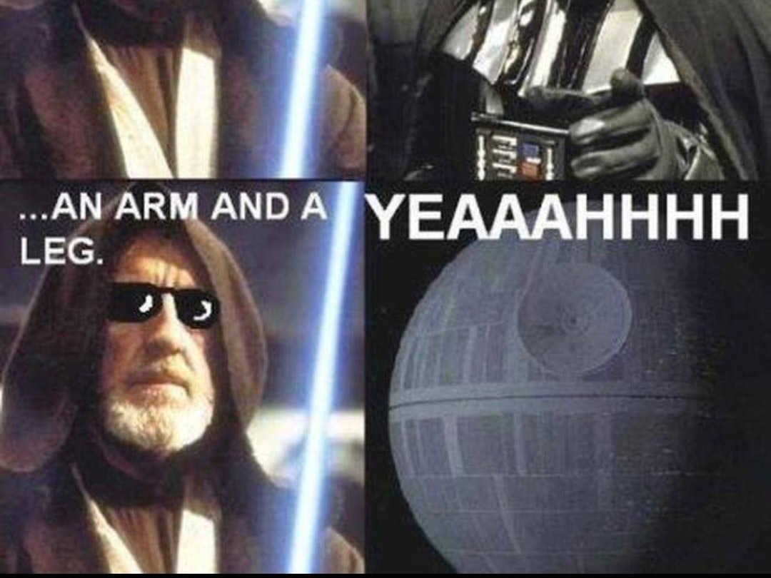 Just 30 of the Best 'Star Wars' Memes
