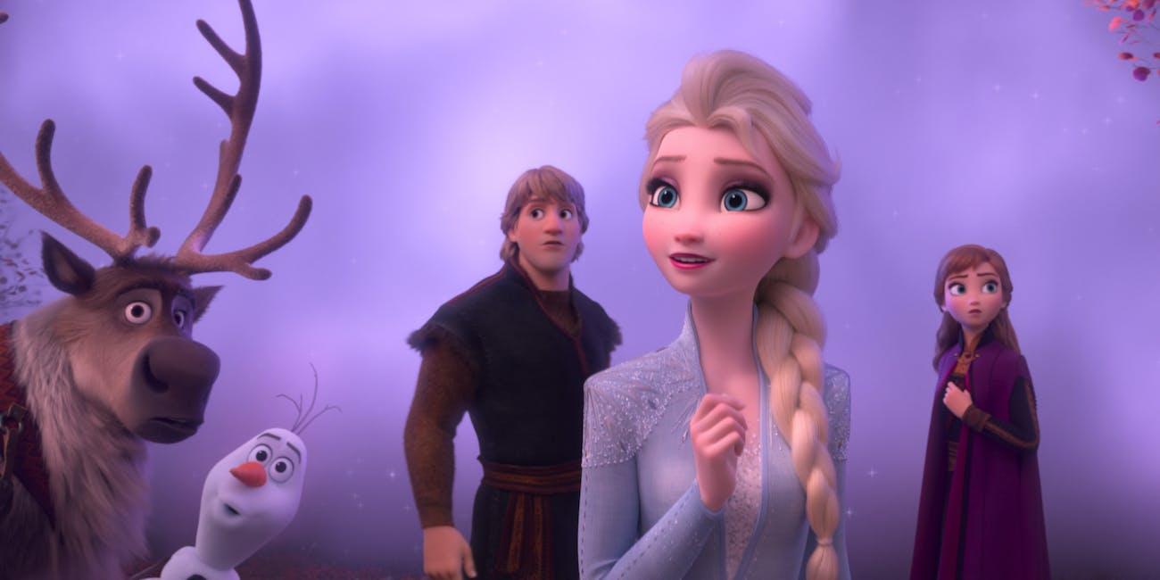 frozen 2 post credits scene ending spoilers frozen 3