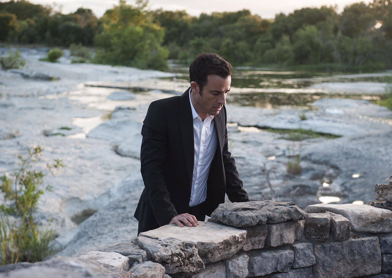 Justin Theroux in 'The Leftovers'