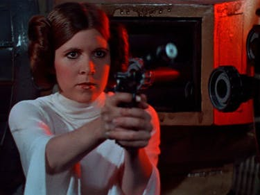 Star Wars Celebration Was All About Celebrating Carrie Fisher