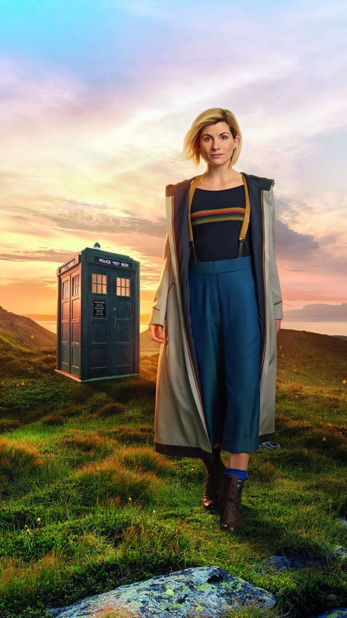 Jodie Whittaker's Doctor will have a costume full of flair, style, and hipster spirit.