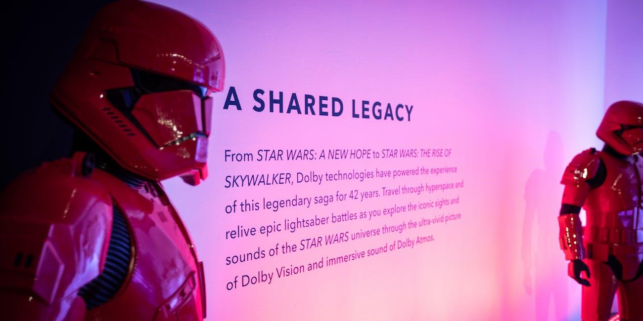 star wars sith trooper dolby soho
