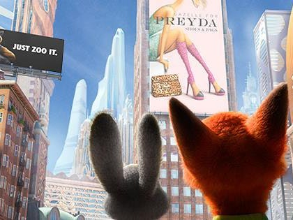 "Disney Prepares to Cash In on the Furry Demographic with ""Zootopia"""