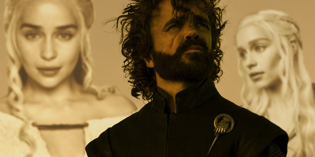 Game of Thrones Peter Dinklage