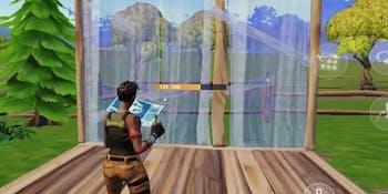 fortnite building screenshot