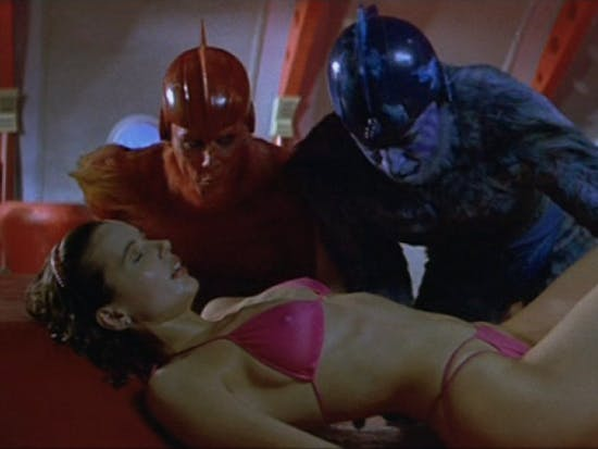 Jeff Goldblum, Splorching, and the Alien Intercourse Fetish