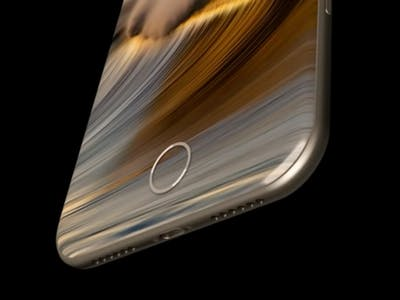 Report: iPhone 8 to Feature Hidden Optical Finger Scanner