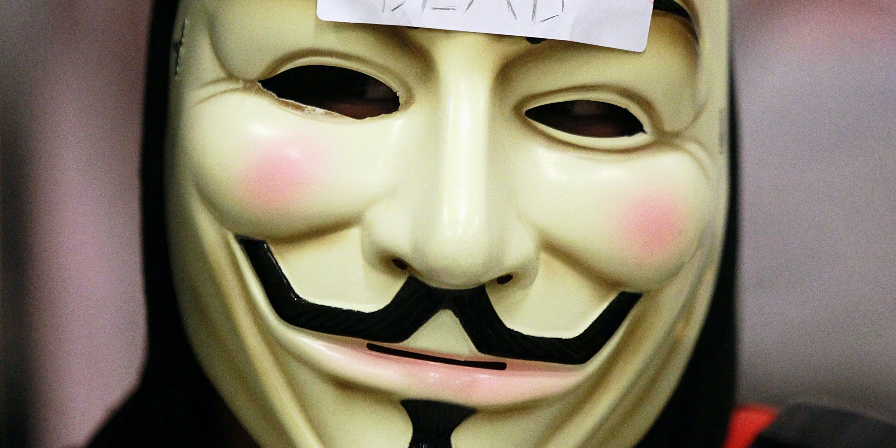 Anonymous says it foiled an ISIS terror attack in Italy