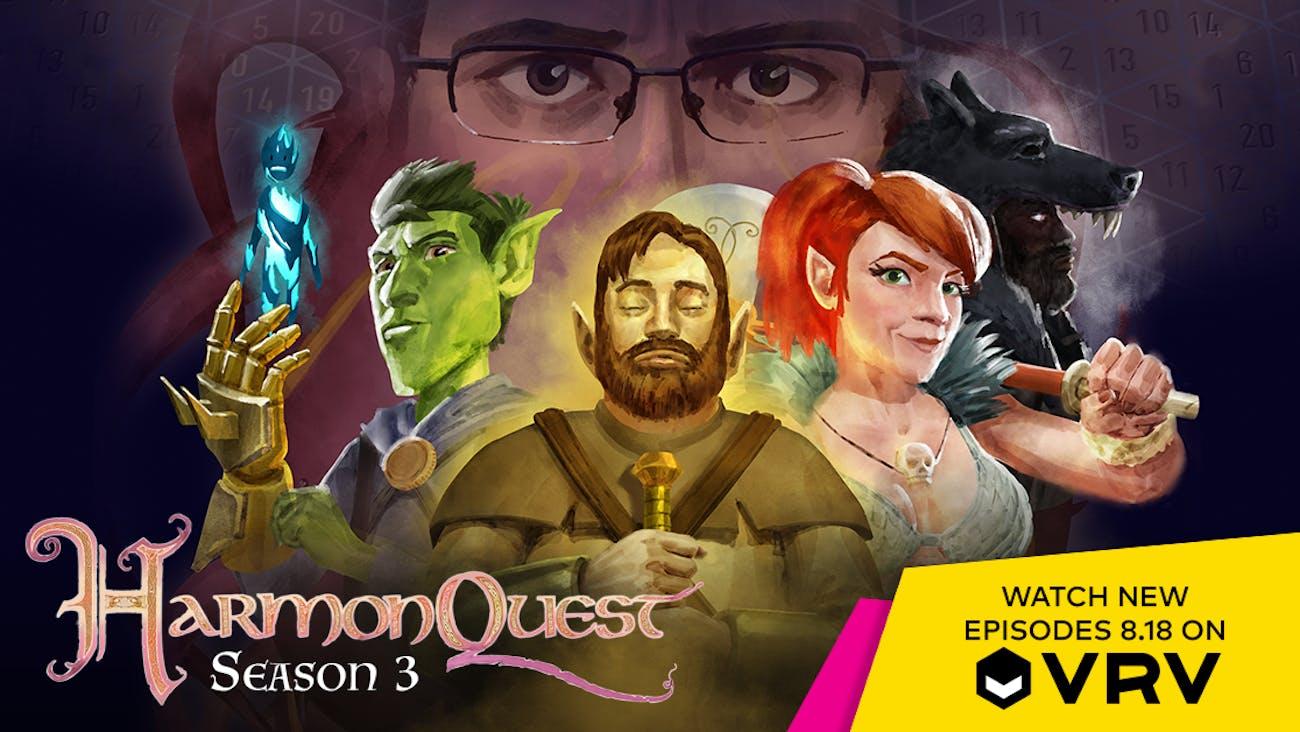 harmonquest season 3