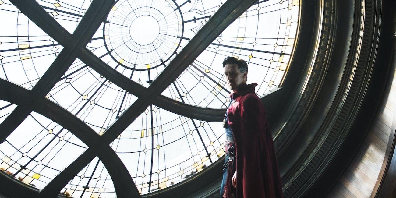 Doctor Strange Multiverse of Madness