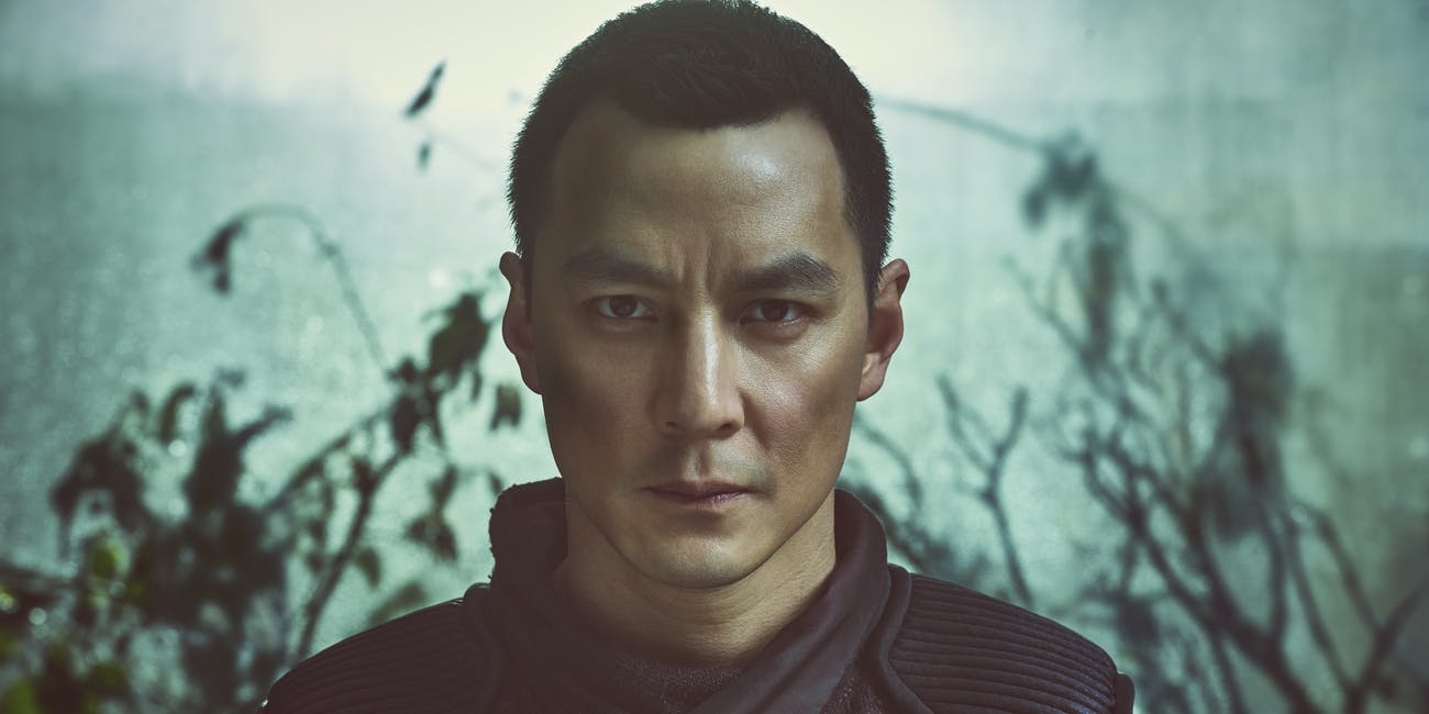 AMC Into the Badlands Daniel Wu