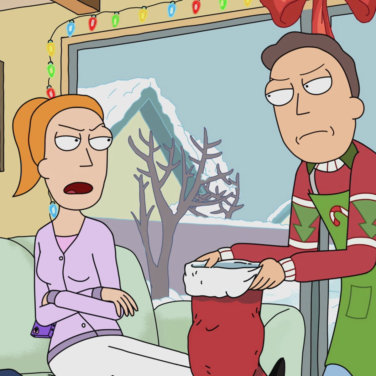 'Rick and Morty' Season 4 Christmas Episode Teased at San Diego-Comic Con