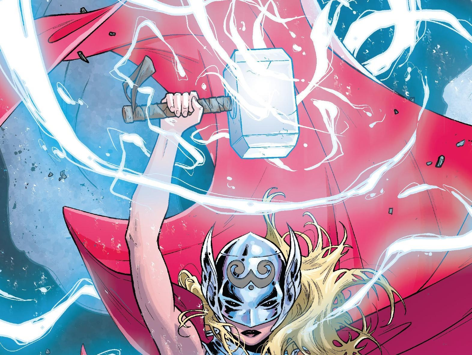 Thor's Hammer Has a Weird New Power: It Turns Into People