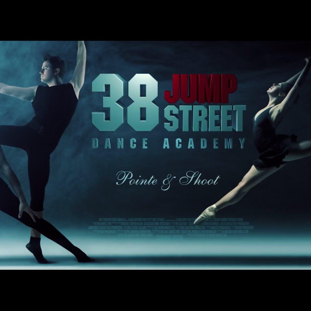 Jonah Hill Channing Tatum Ballet