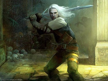 Who should play Geralt of Rivia in Netflix's 'The Witcher'?