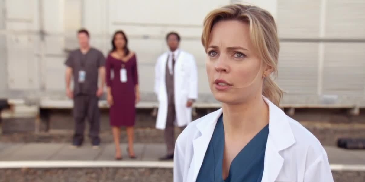 Meet the One-Woman Medical School for TV Doctors