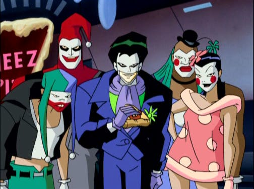 'Batman Beyond''s Jokerz