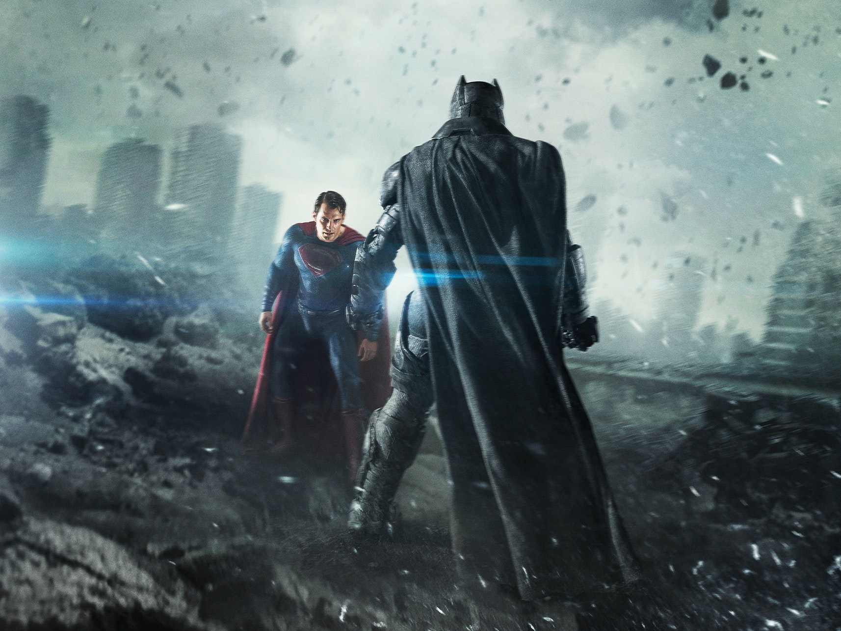 A Seemingly Desperate 'Batman v Superman' Is Now Trying to Be Funny