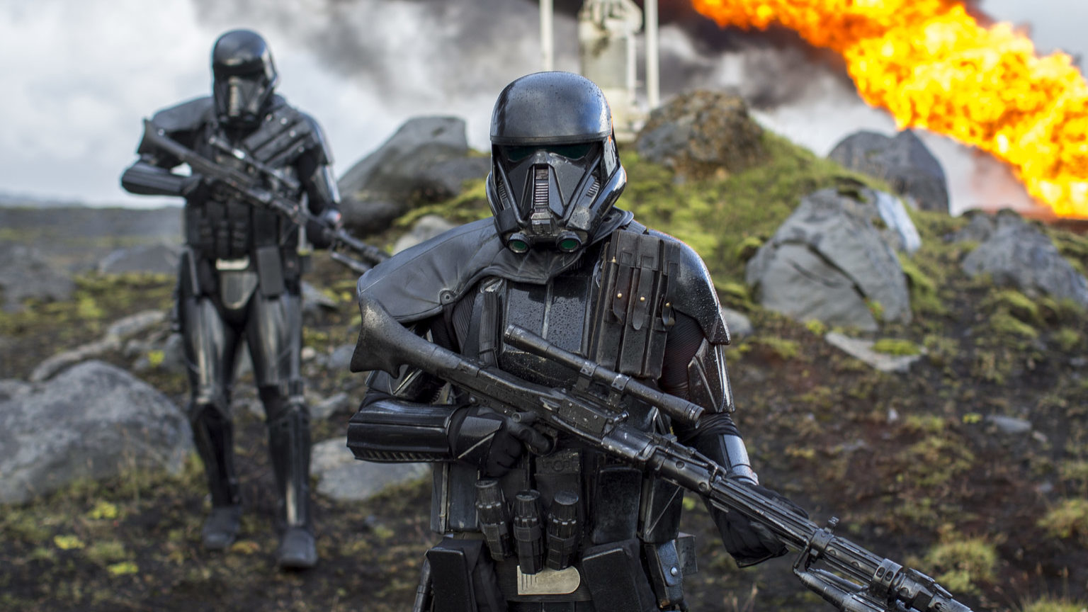 Rogue One: A Star Wars Story Coming To Netflix